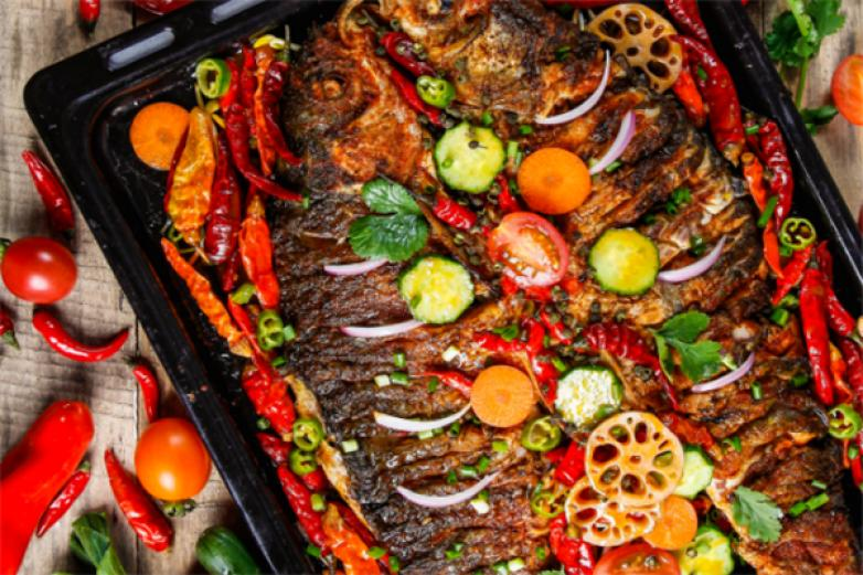 尙品干锅烤鱼加盟