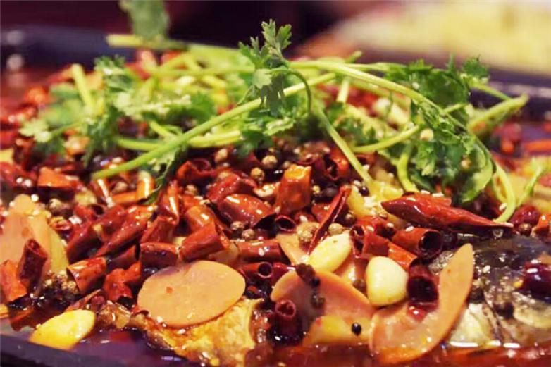 竹魚軒干鍋烤魚加盟