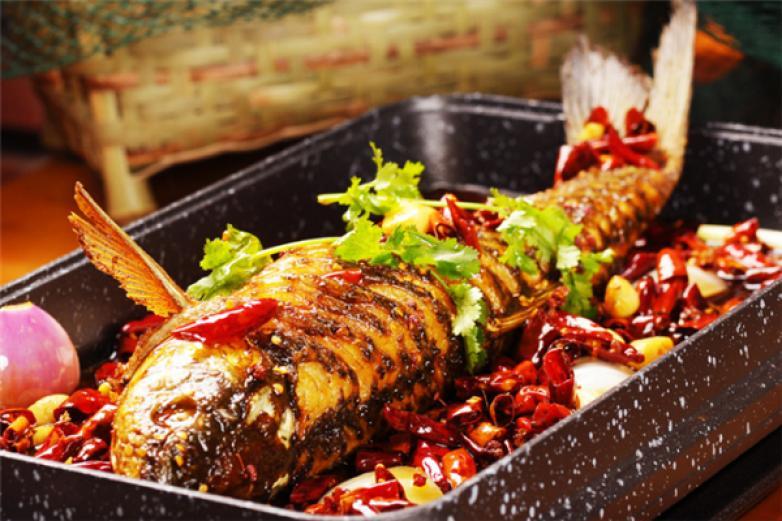 家乡味道干锅烤鱼加盟