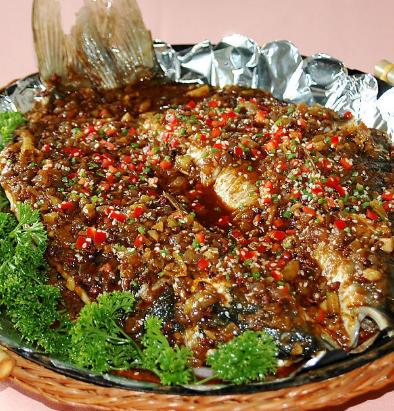 麻辣人生干鍋烤魚