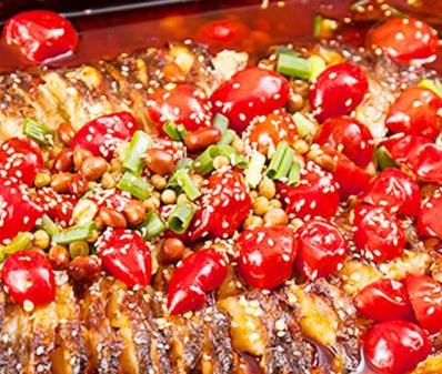 雅佳川菜干鍋烤魚