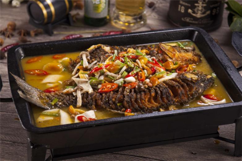 雅佳川菜干鍋烤魚加盟