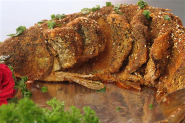龙湖干锅烤鱼加盟