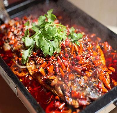 太公干鍋烤魚
