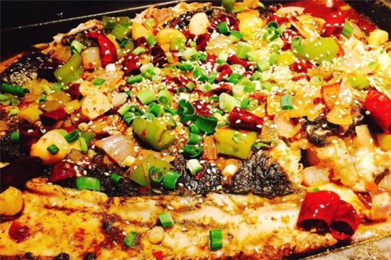 300℃烤魚加盟