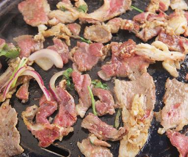 德爾森南美烤肉