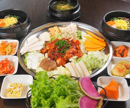 南山韓國料理