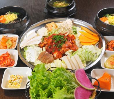 安東韓國料理