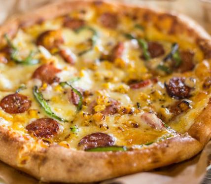子鲤披萨煲仔饭