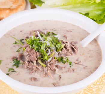 鐵軍鮮羊肉湯