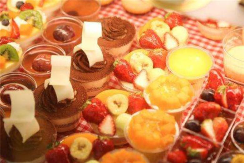立祥甜品加盟
