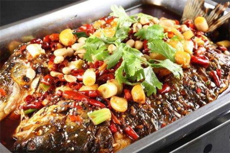 江邊誘惑烤魚加盟