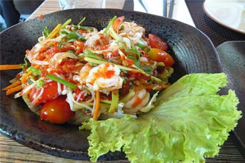 九方泰国菜加盟