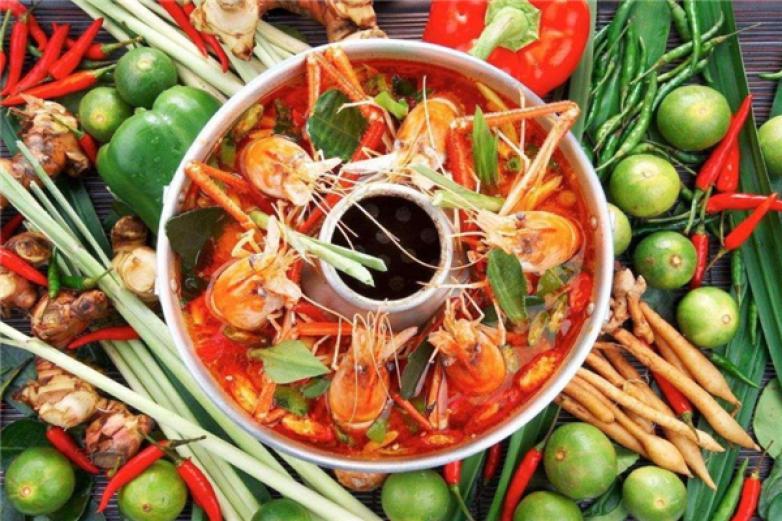 日月光泰国菜加盟
