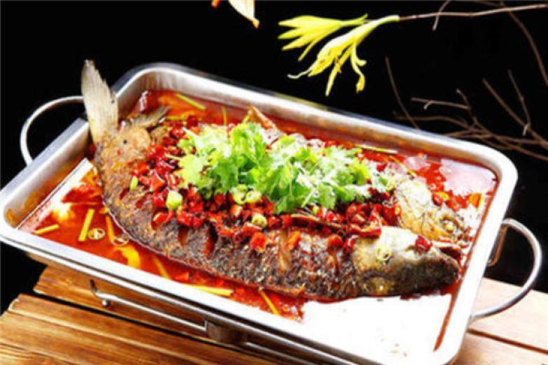炫味食邦烤魚加盟