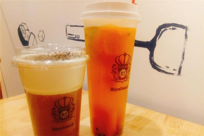 Royaltouch皇茶饮品加盟