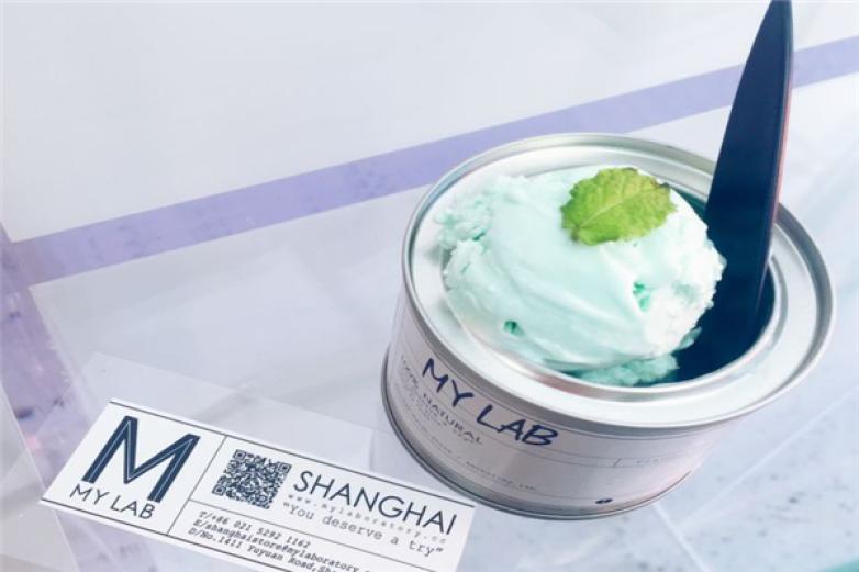 LAB CLUB分子冰淇淋加盟