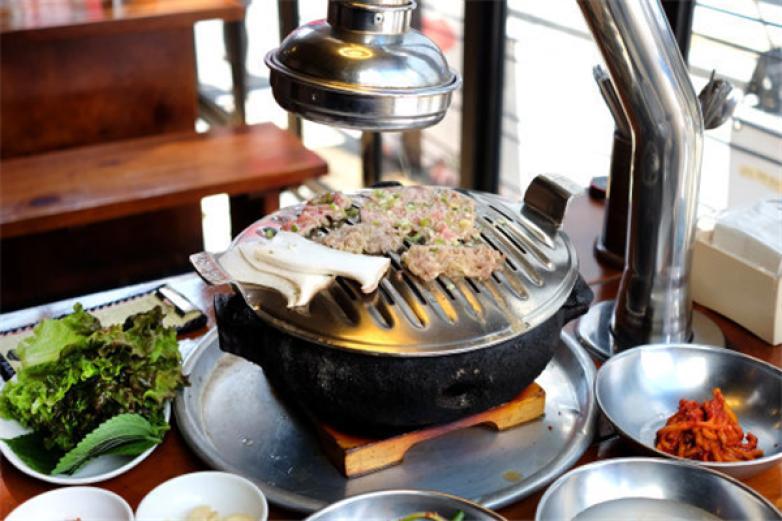 百濟韓國炭火烤肉加盟