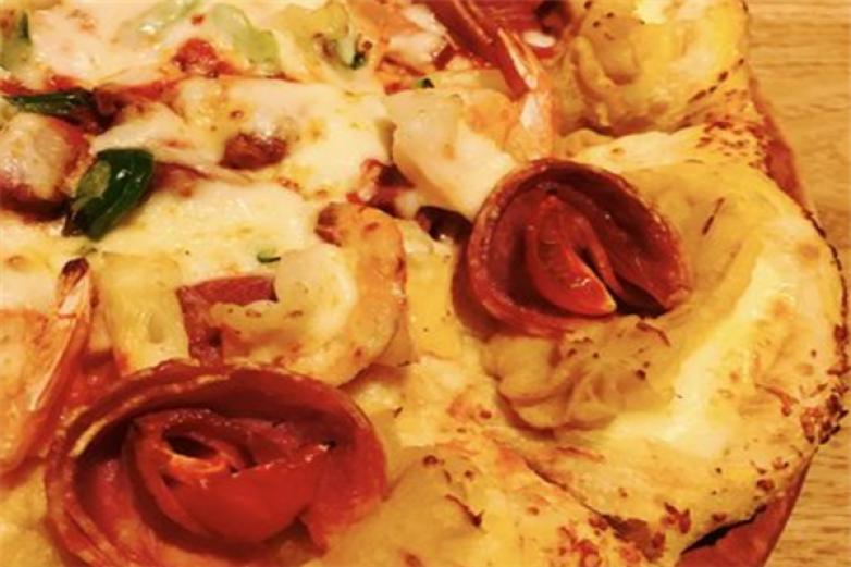 爱尚西厨比萨加盟