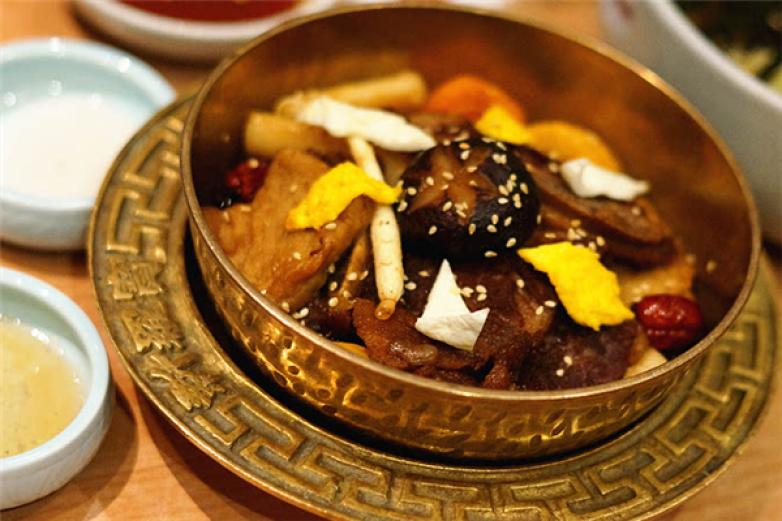安東韓國料理加盟