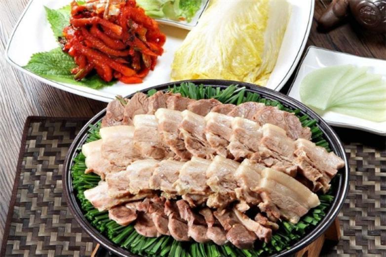 賀而禧韓國料理加盟