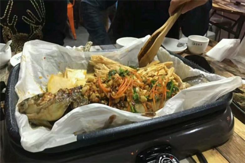 食尚烤鱼加盟