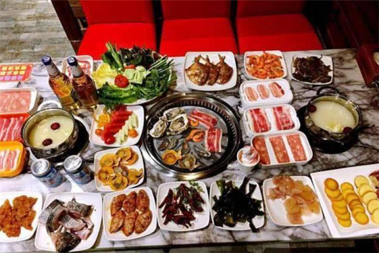 江南自助烤肉加盟