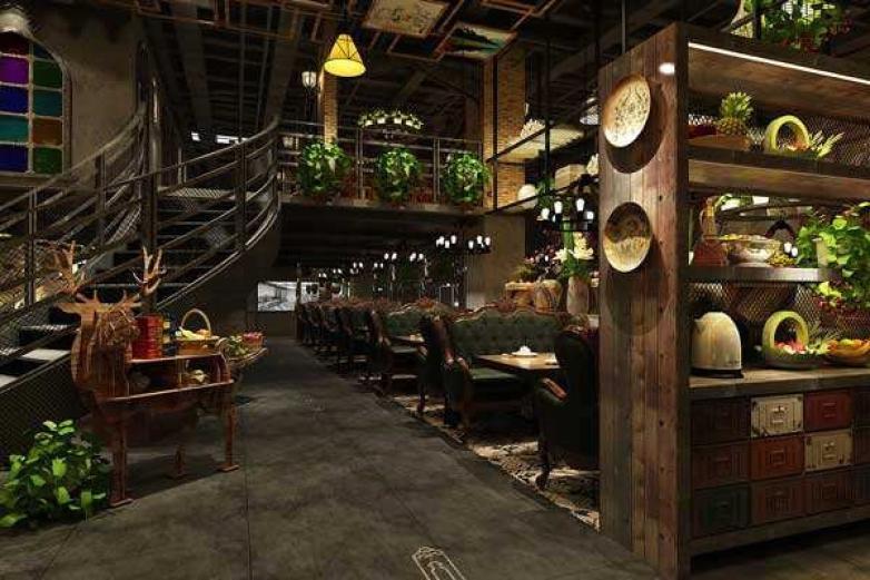 丽都饭店泰国菜加盟