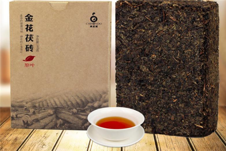 泉笙道黑茶加盟