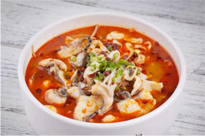 卤福记啵啵鱼小吃