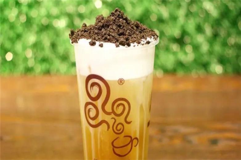渺渺贡茶加盟