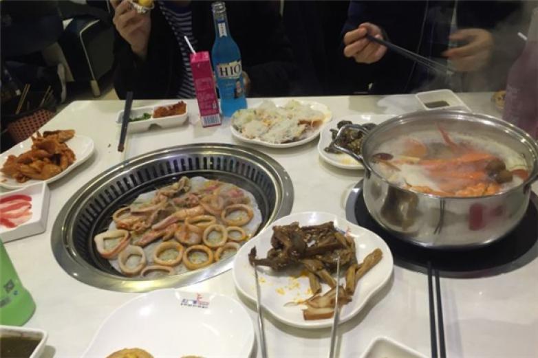 火上芭蕾韩式自助烤肉加盟