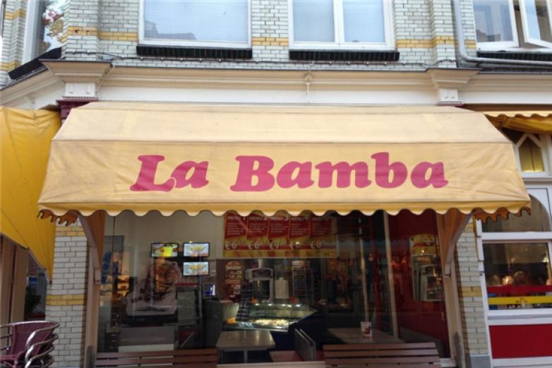La Bamba西餐加盟