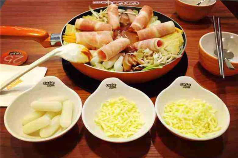 gogofood年糕火锅加盟