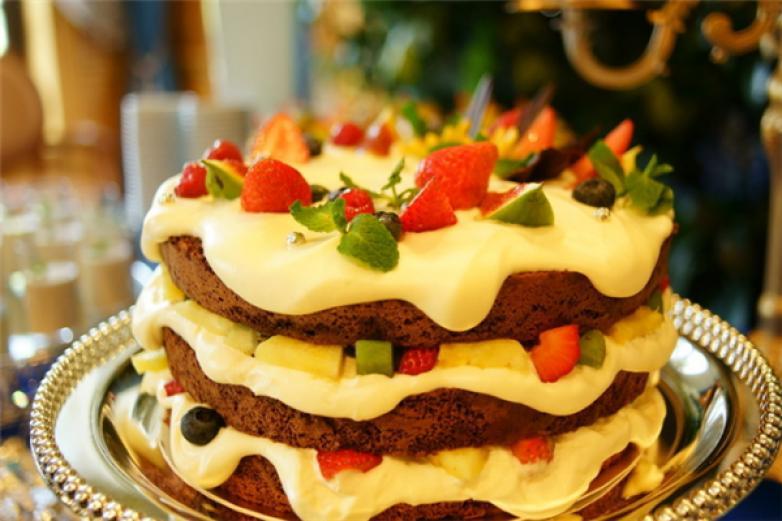 酷吧蛋糕加盟