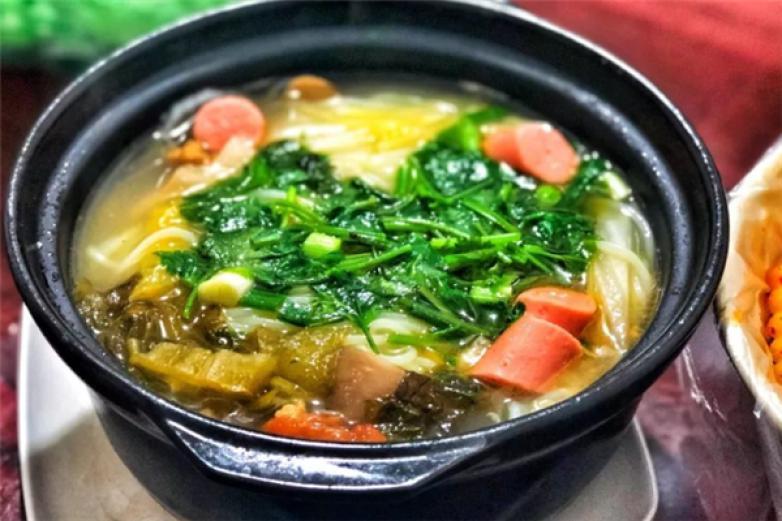天香园砂锅米线加盟