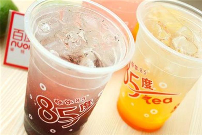 85度tea茶饮饮品加盟