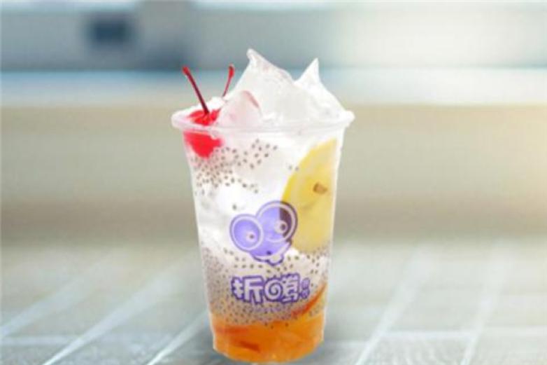 折腾茶饮饮品加盟