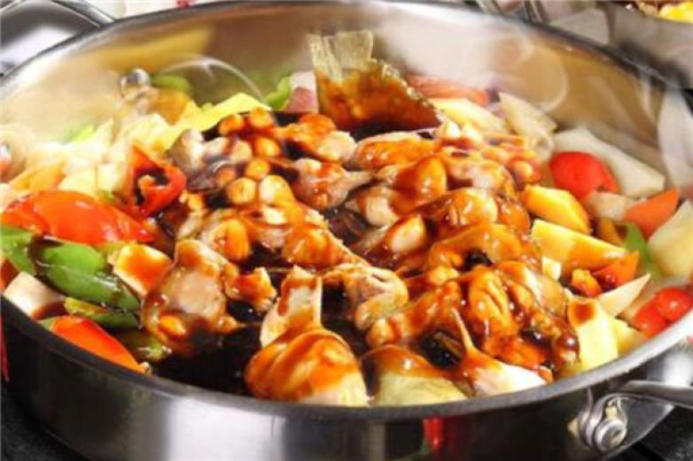 尚渔三汁焖锅加盟