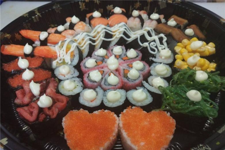 米尚寿司加盟