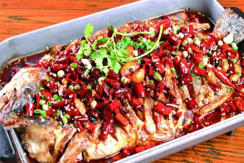 蜀湘園烤魚加盟