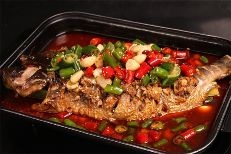 阿羅泰炭爐烤魚加盟