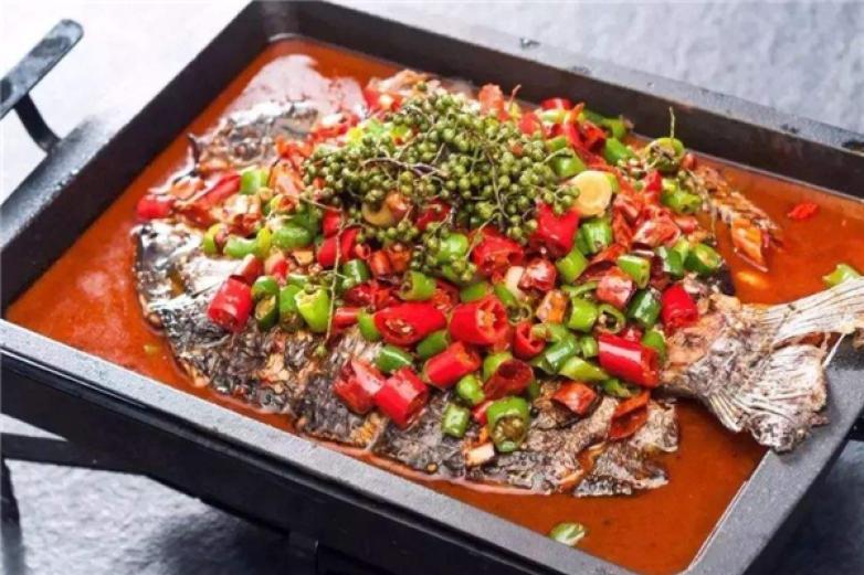 上东湘府烤鱼加盟
