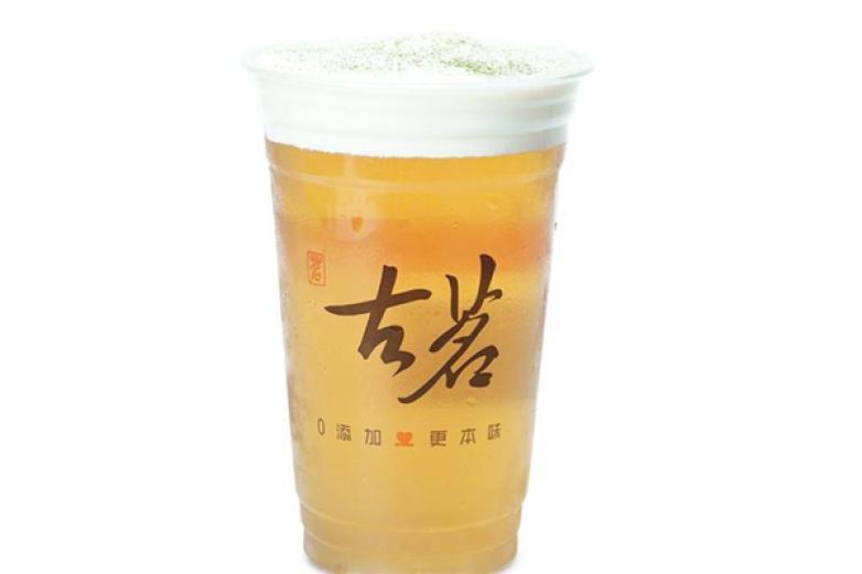 古茗茶饮饮品加盟
