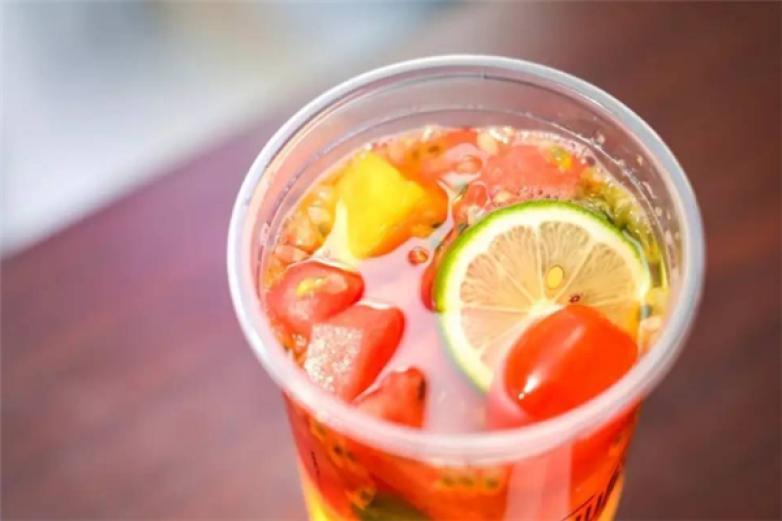 ft水果茶饮品加盟