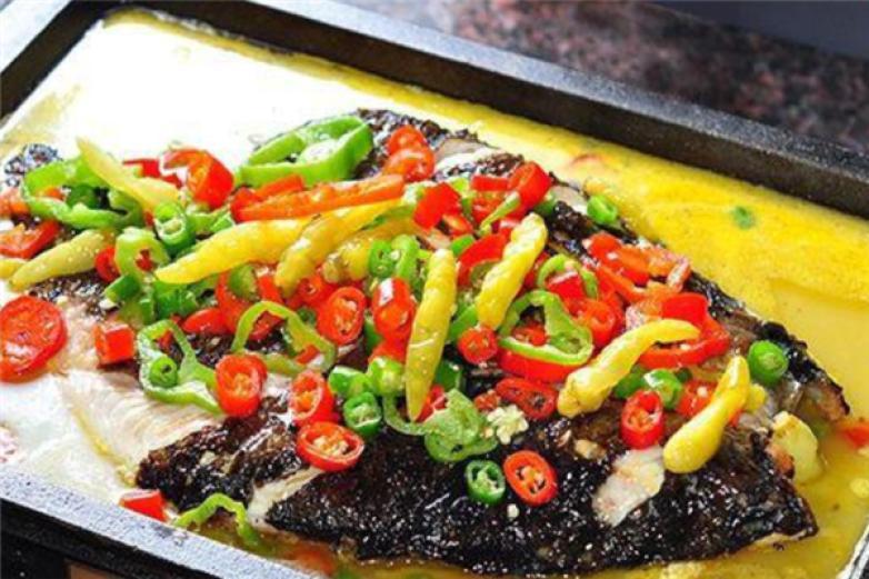 魚派烤魚加盟