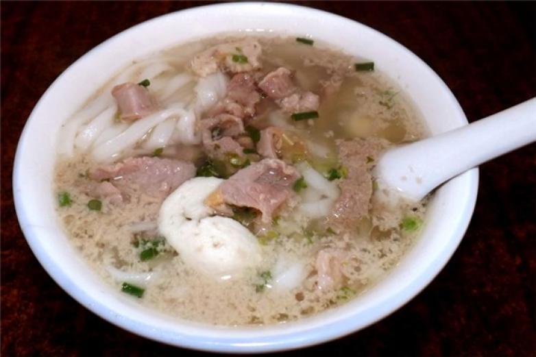 东莞原味汤粉王加盟