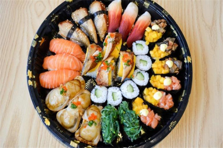 滨俯外带寿司加盟