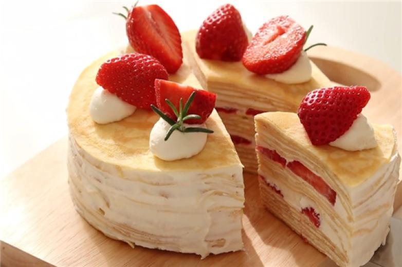 玫瑰谷蛋糕店加盟