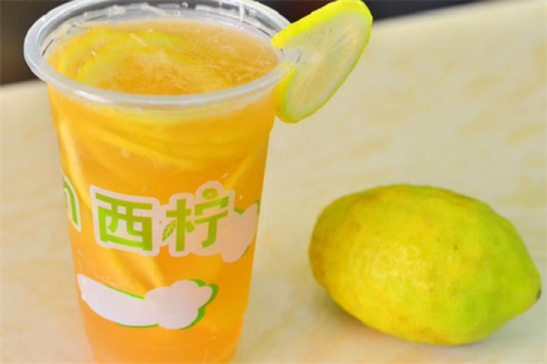西柠茶饮饮品加盟